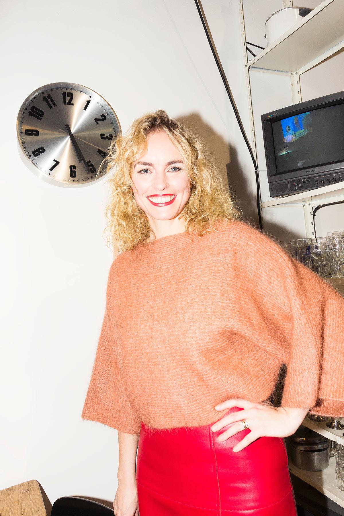 Nina Hoss, Actress