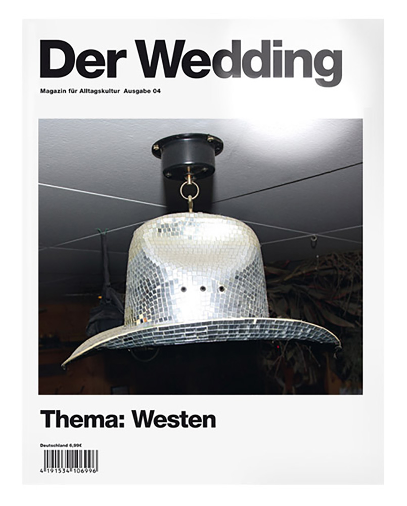 Der Wedding Westen Cover CN.jpg