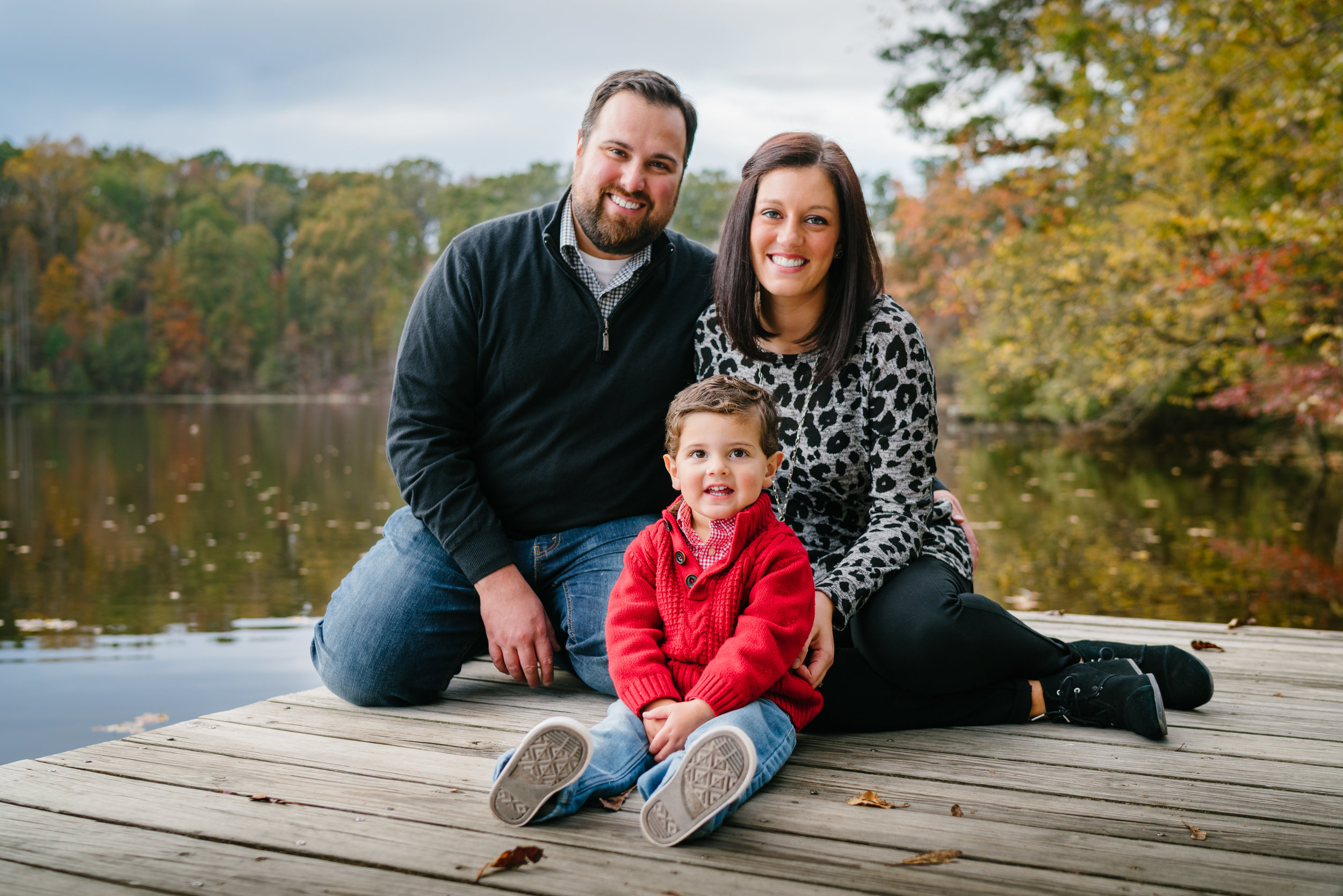 FAMILY SESSIONS -