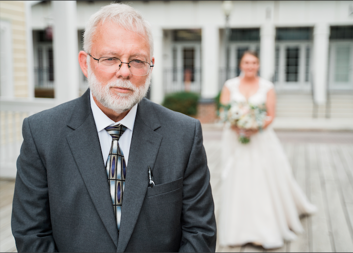 Featured Moment - Like many daughters and dads, Tiffany shares a special bond with her father. She knew that she wanted to set aside some special time for him to see her in her dress before he walked her down the aisle. It was one of our favorite moments of the day and we are so glad she made the choice to prioritize him. We were able to capture this brief exchange and we think the photos speak for themselves. Such a sweet, tender moment and the perfect way to set the tone for the day's festivities.