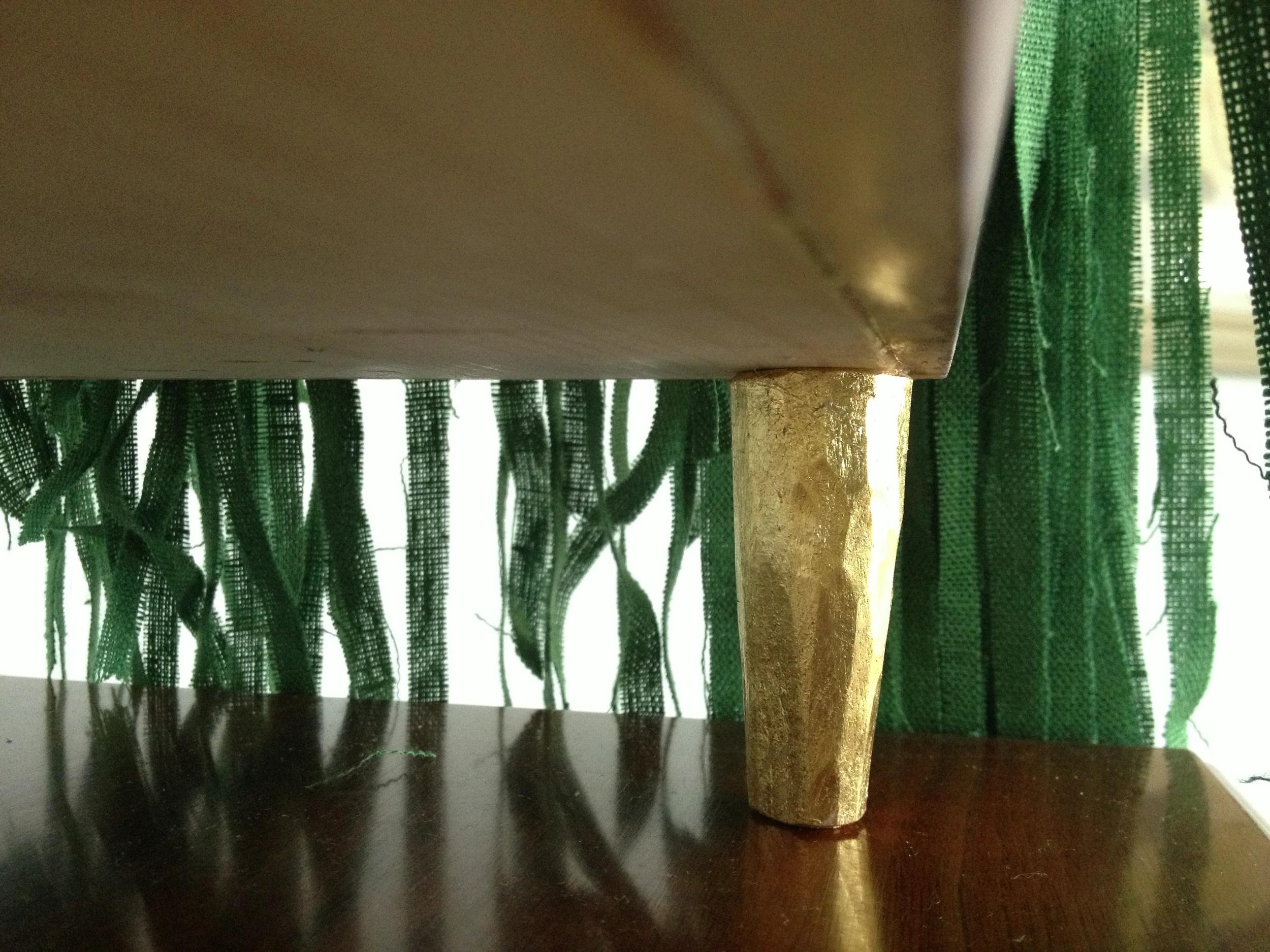 Konsthantverk i trä