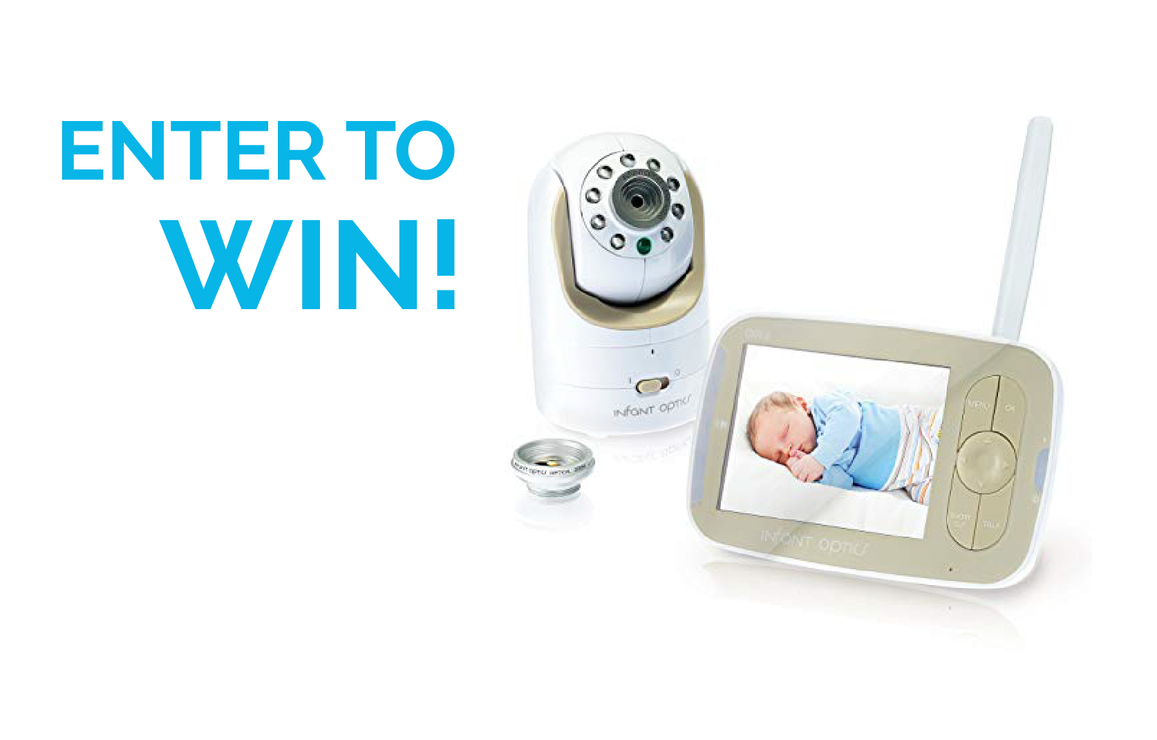 January 2019 Baby Monitor Giveaway