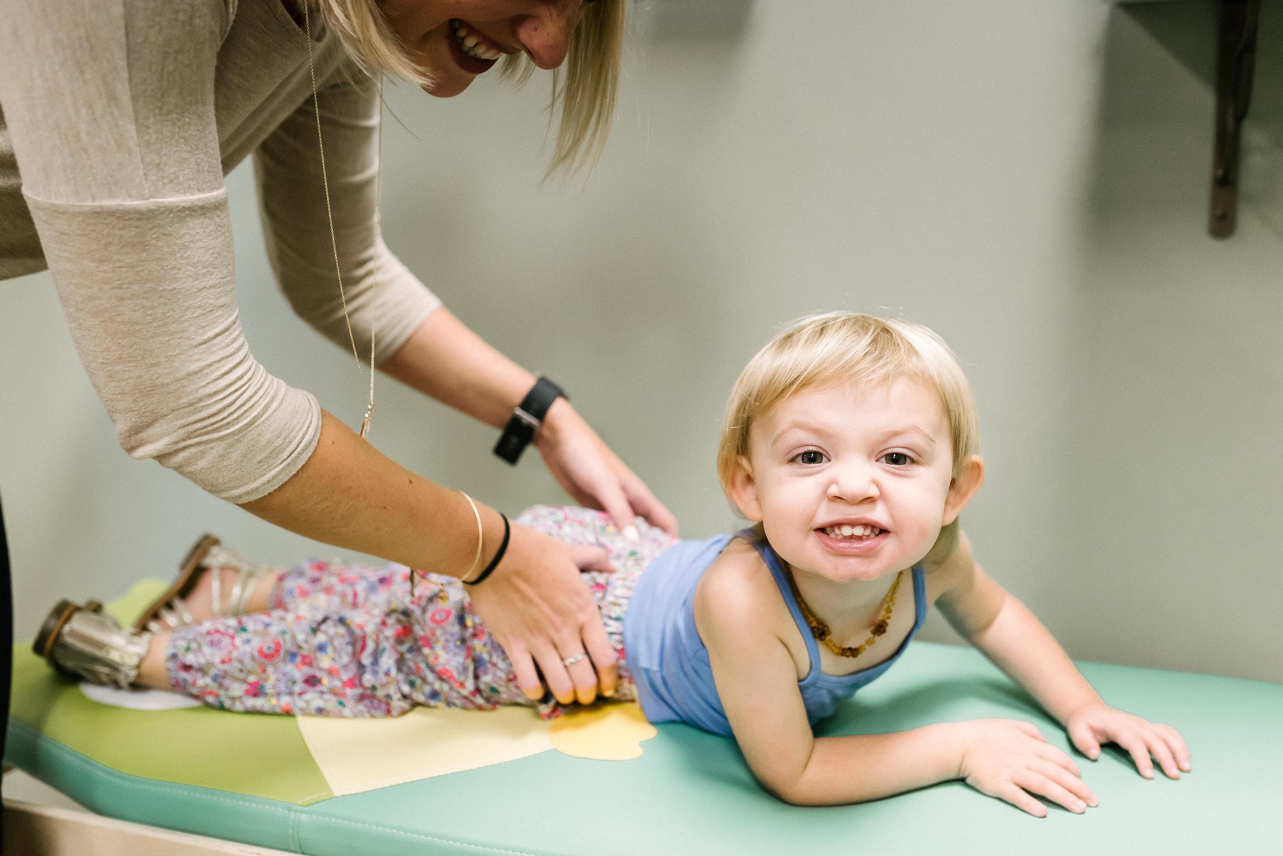 Nashville Pediatric Chiropractor