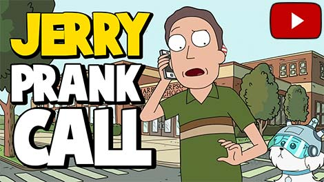 JERRY PRANK CALL