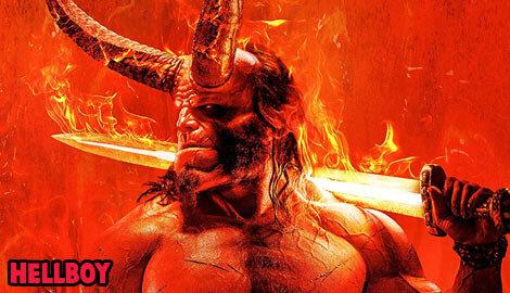 Hellboy soundboard