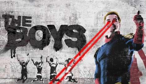 The Boys soundboards