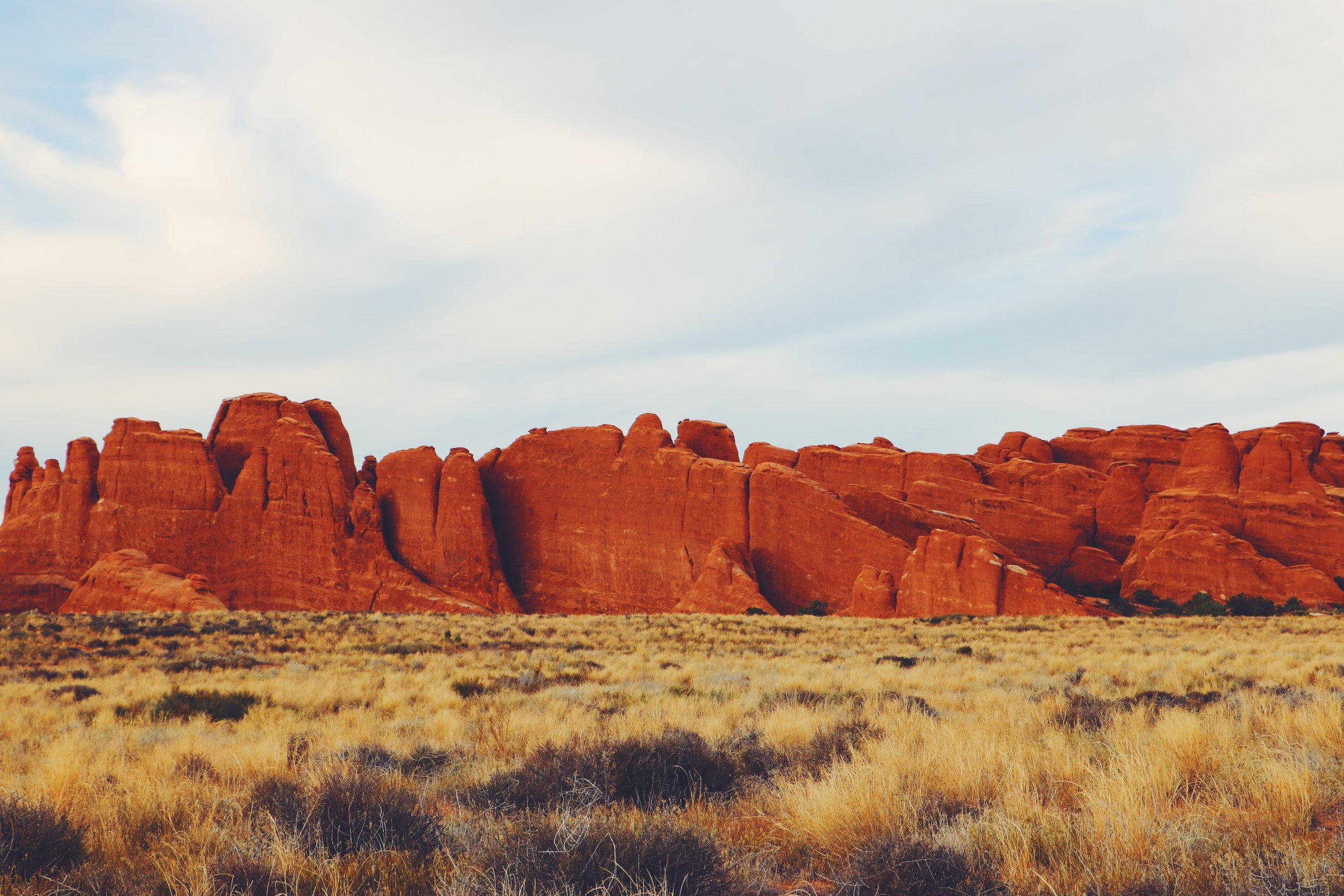 Arches National Park by Ambreen Tariq, creator Brown People Camping