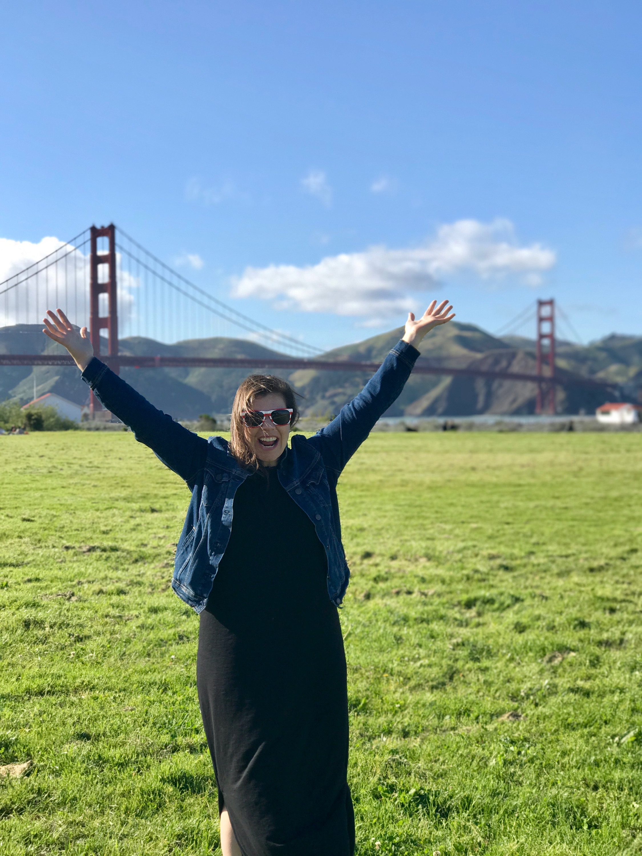 Tess Schuster marketing mastermind + entrepreneur   San Francisco, California    A road trip from the Midwest to the West Coast reignited a love for the National Parks.  Tess shares more on how seeing all the in between pieces of the USA help us to better understand the entire puzzle.