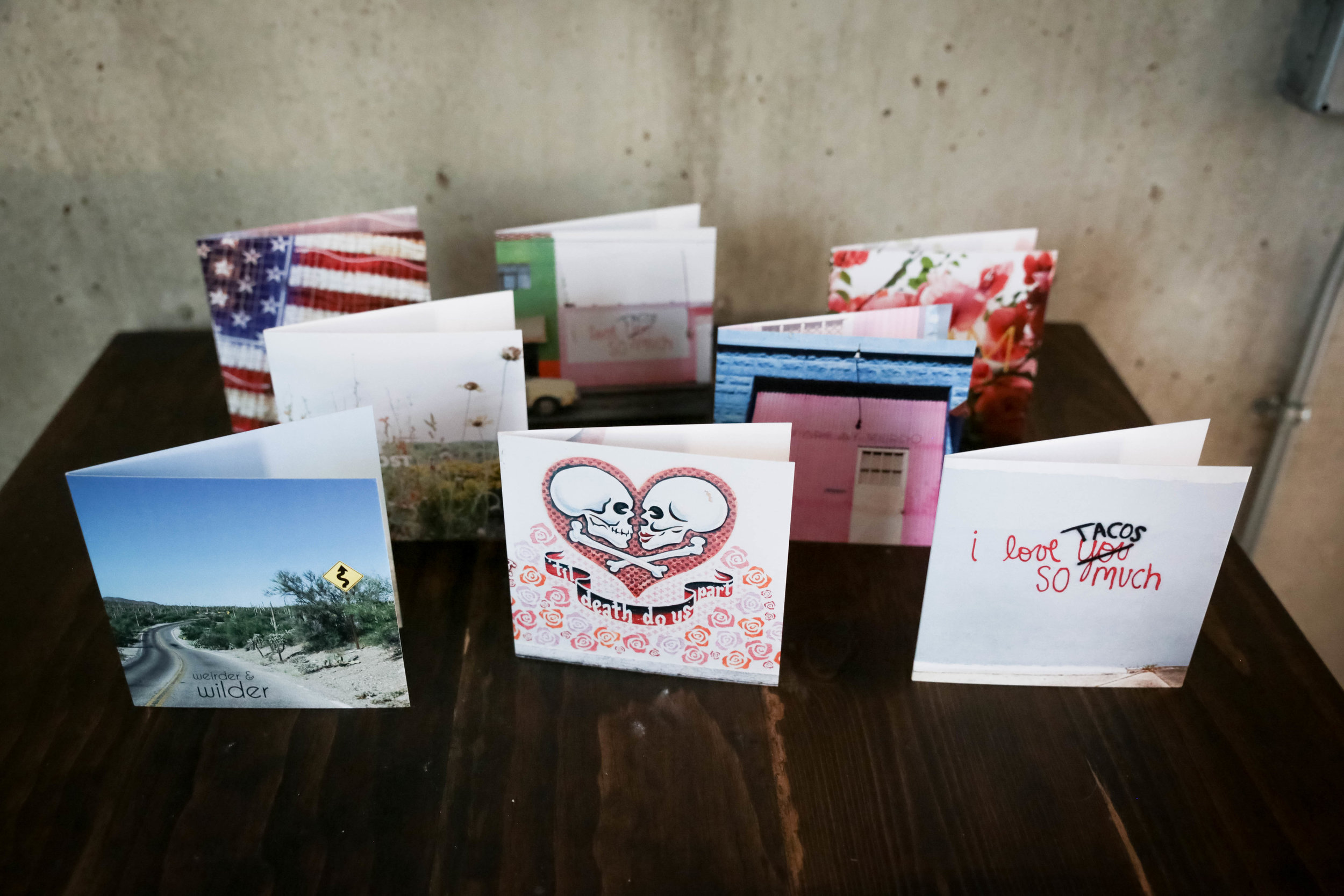 Greeting Cards - Make a statement, leave an impression