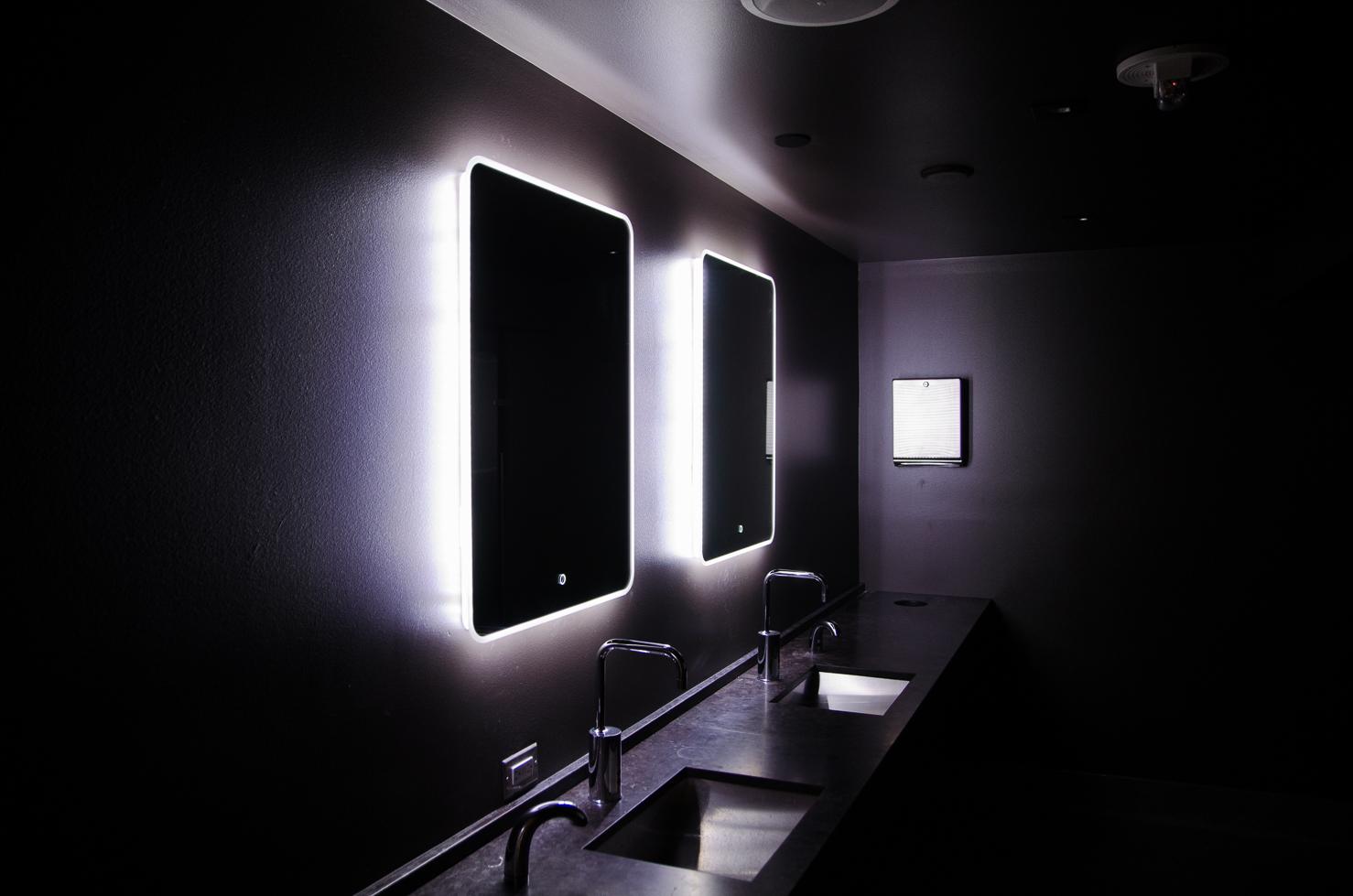 Cinque Terre Ristorante in Seattle (Women's Restroom)