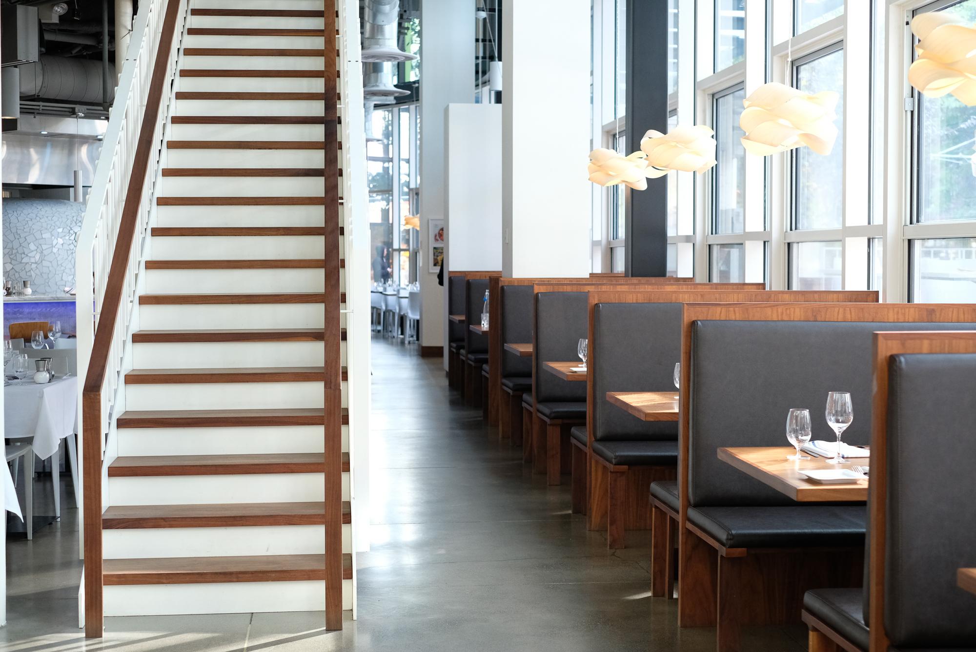 Cinque Terre Ristorante Dining Room