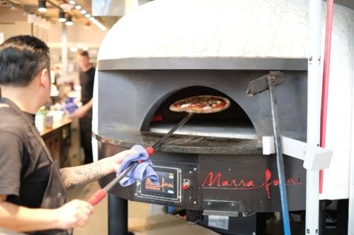 Cinque Terre Ristorante Mara Forni Pizza Oven
