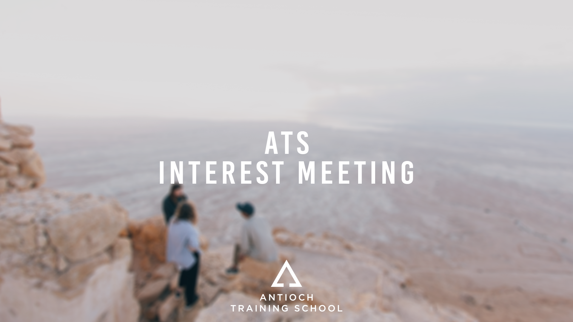 We are having an ATS interest meeting April 8th at 11 AM in the studio. Antioch Training School is an intense, fast paced, dedicated 10-month adventure where students discover spiritual identity, learn to walk in daily friendship and intimacy with Jesus, and embrace the values of the Kingdom of God. If you would like to learn more information about how you can get started in taking a deeper step in your journey with God, then do not miss out!