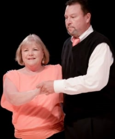 Linda and Rick Bivins CSA Professional Dancers and Instructors