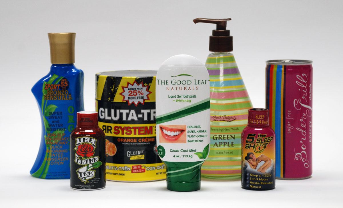Shrink Sleeve Labels Century Label