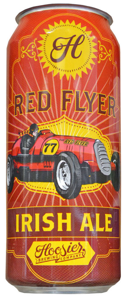 Hoosier Brewing Red Flyer