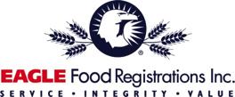 GMP审计由Eagle Food Registrats Inc.完成