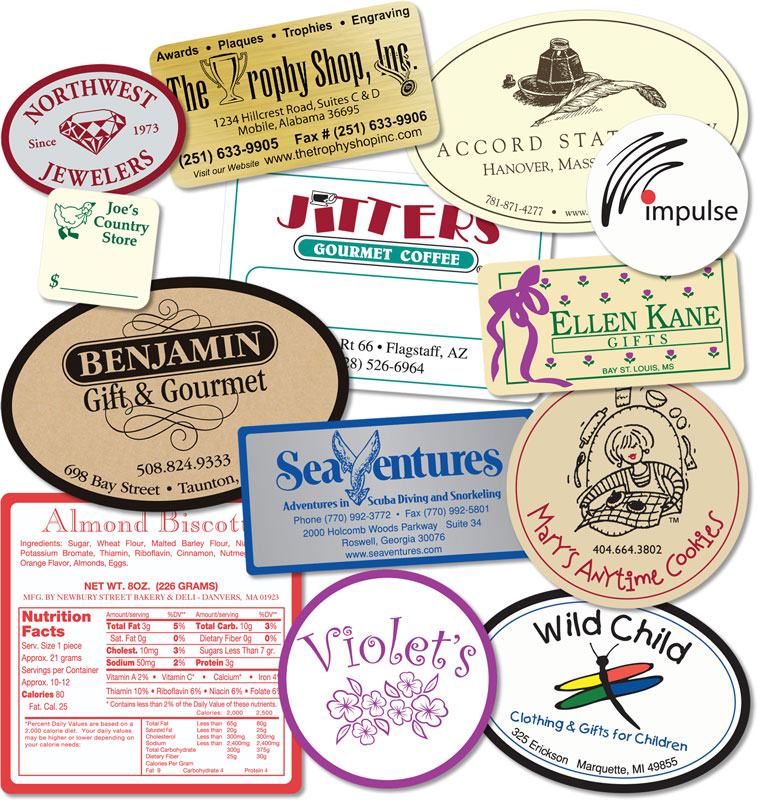 Flexographic-Labels