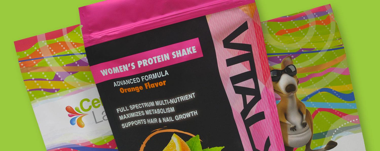 Unique packaging for unique products.