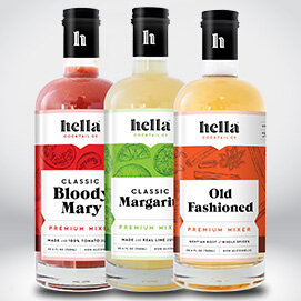 Hella Cocktail Co.的高级搅拌机