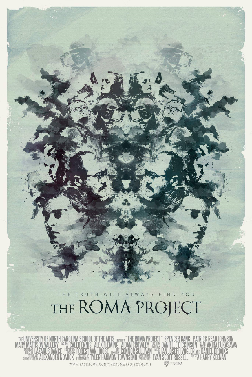 Here is the link to THE ROMA PROJECT's IMDb page.  http://www.imdb.com/title/tt4422240/?ref_=nm_knf_i2