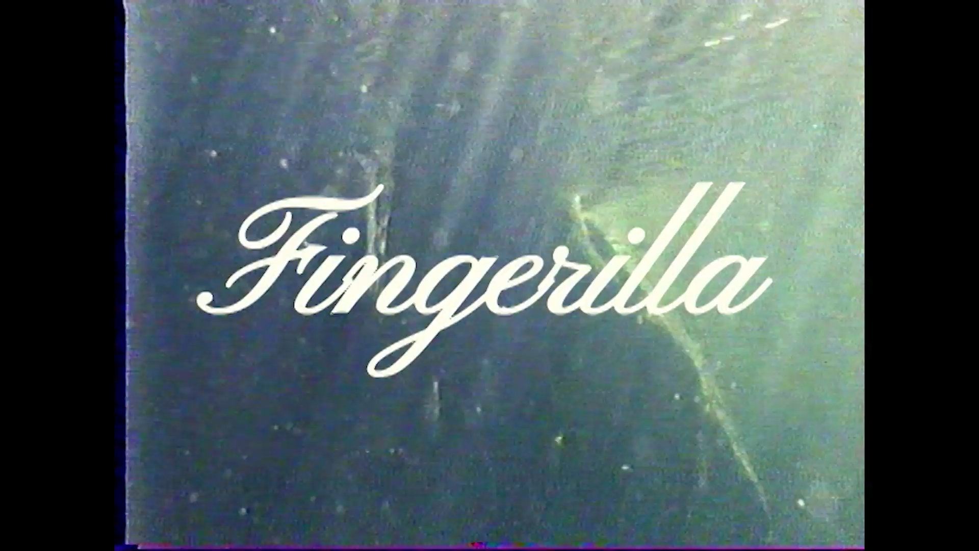 This is the title card for FINGERILLA.