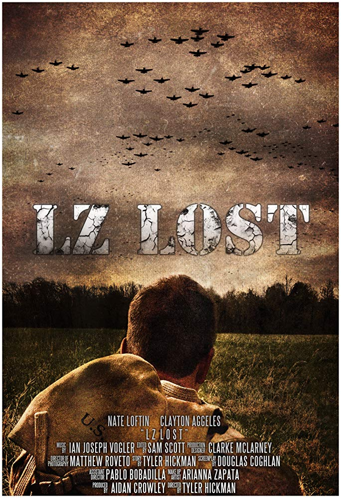 Official movie poster of LZ LOST