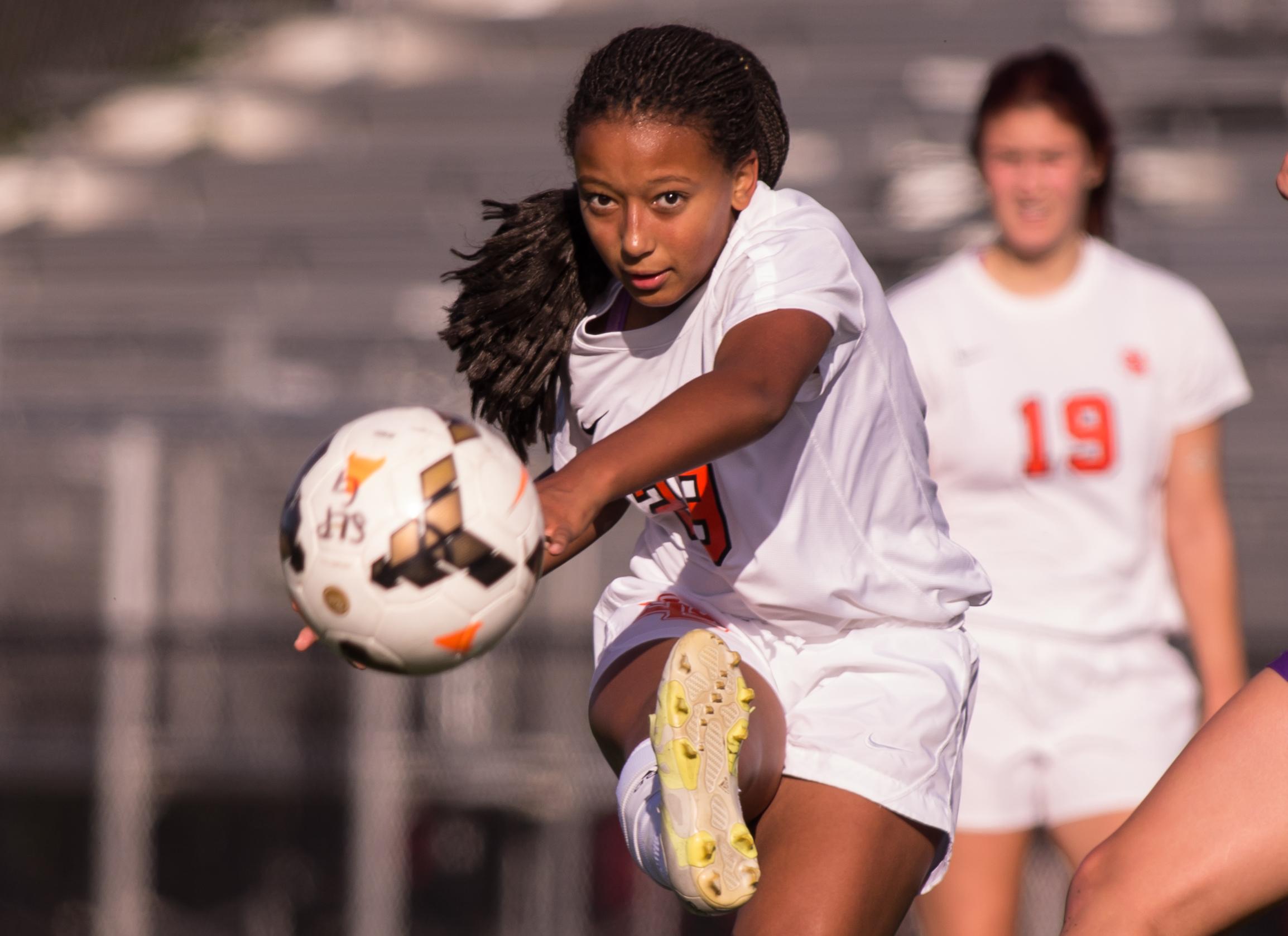SLP Girls' Varsity Soccer