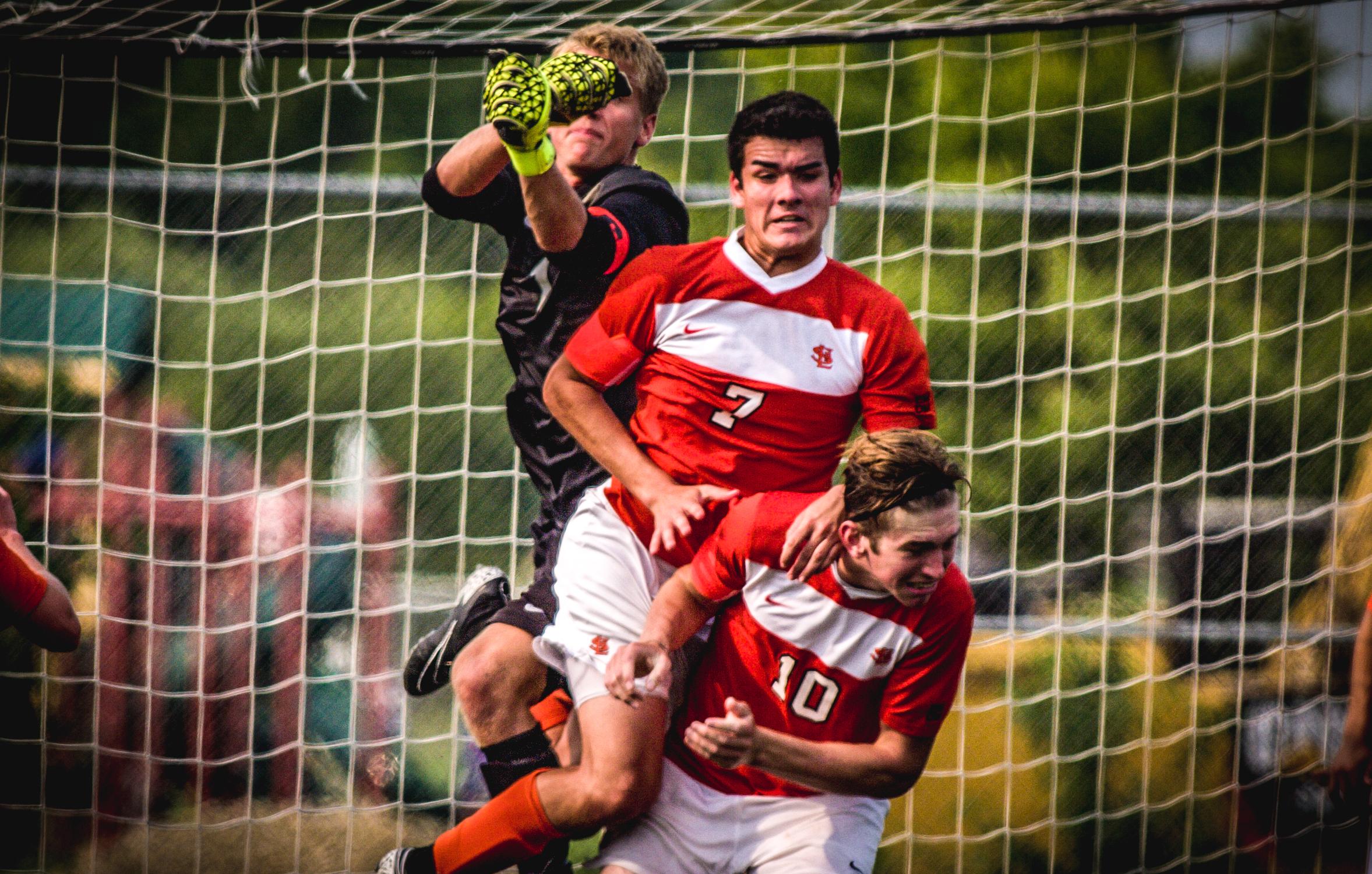 SLP Boys' Varsity Soccer