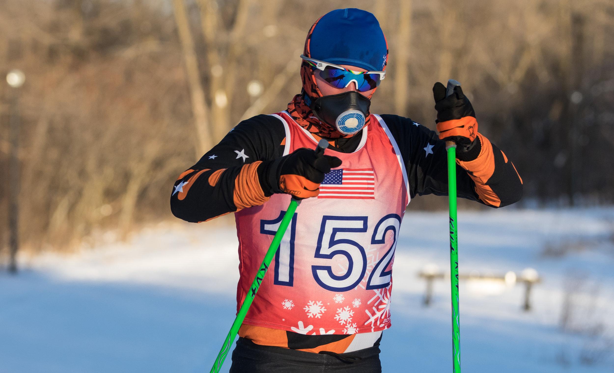 SLP Nordic Skiing