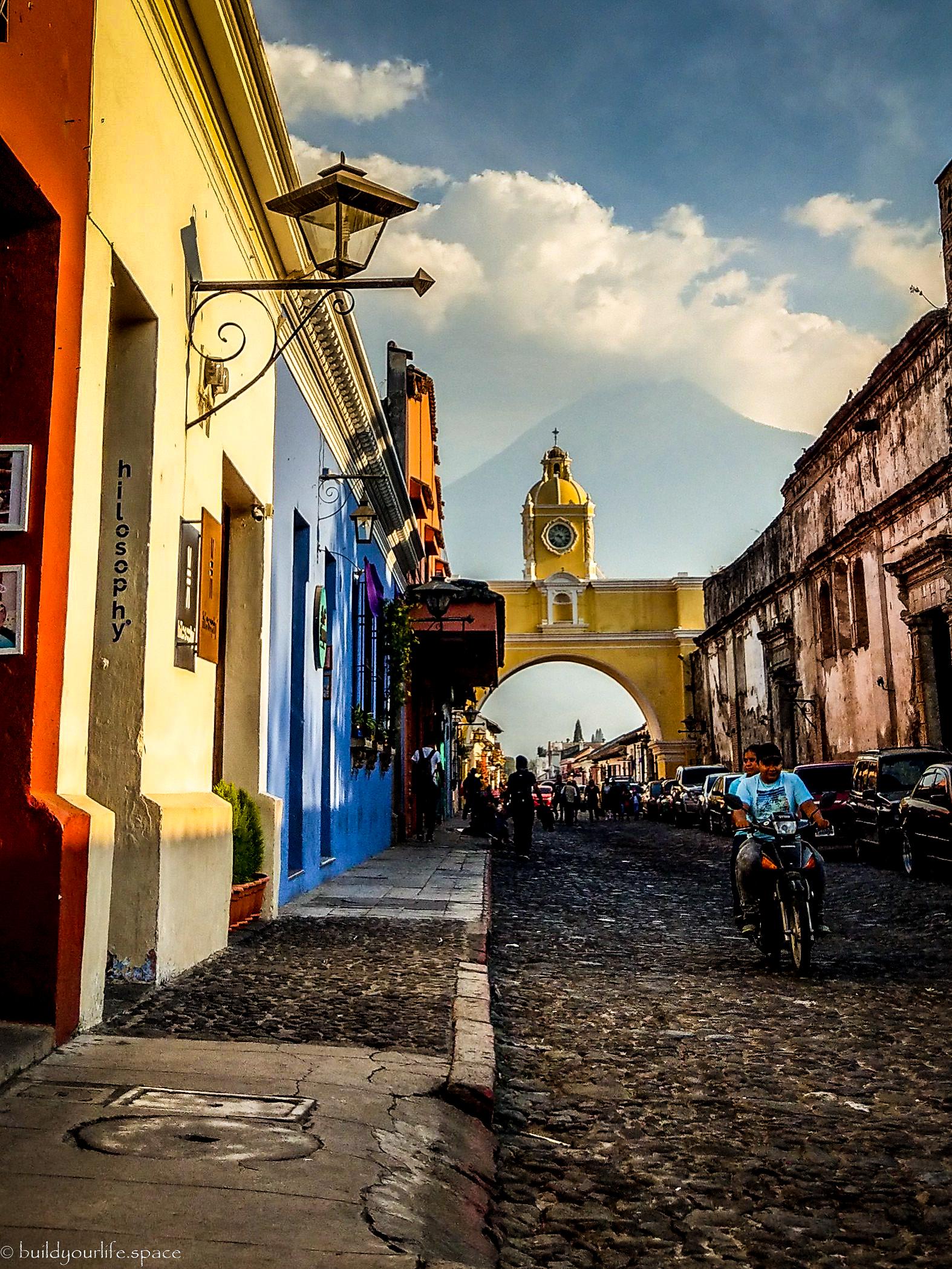Guatemala, Spring 2019