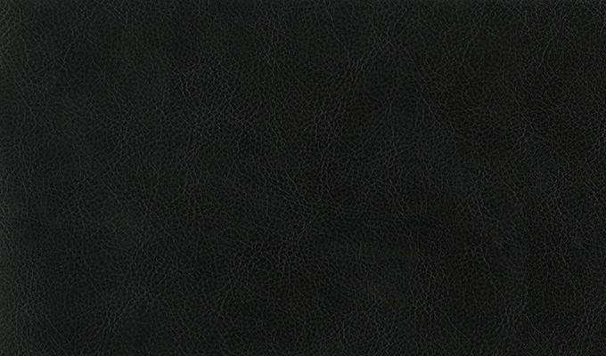 SYNTHETIC LEATHER BLACK