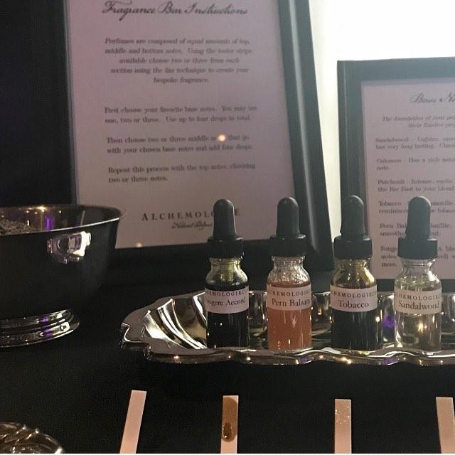 Alchemologie Natural Perfume Bar