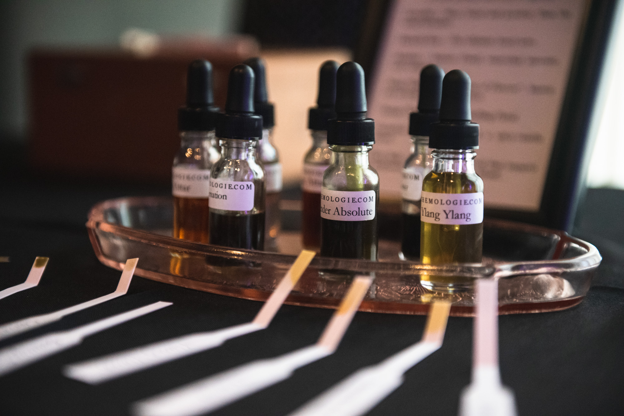 Fragrance Parties, Make Your Own Perfume