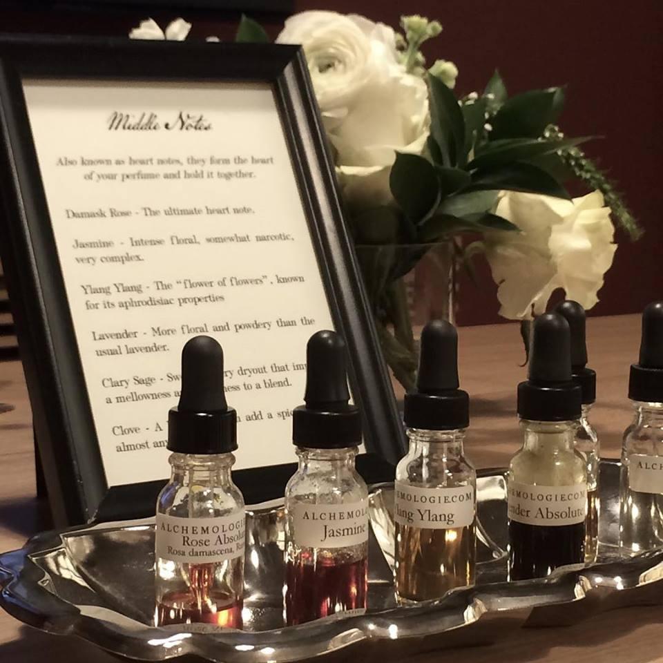 Alchemologie Perfume Bar