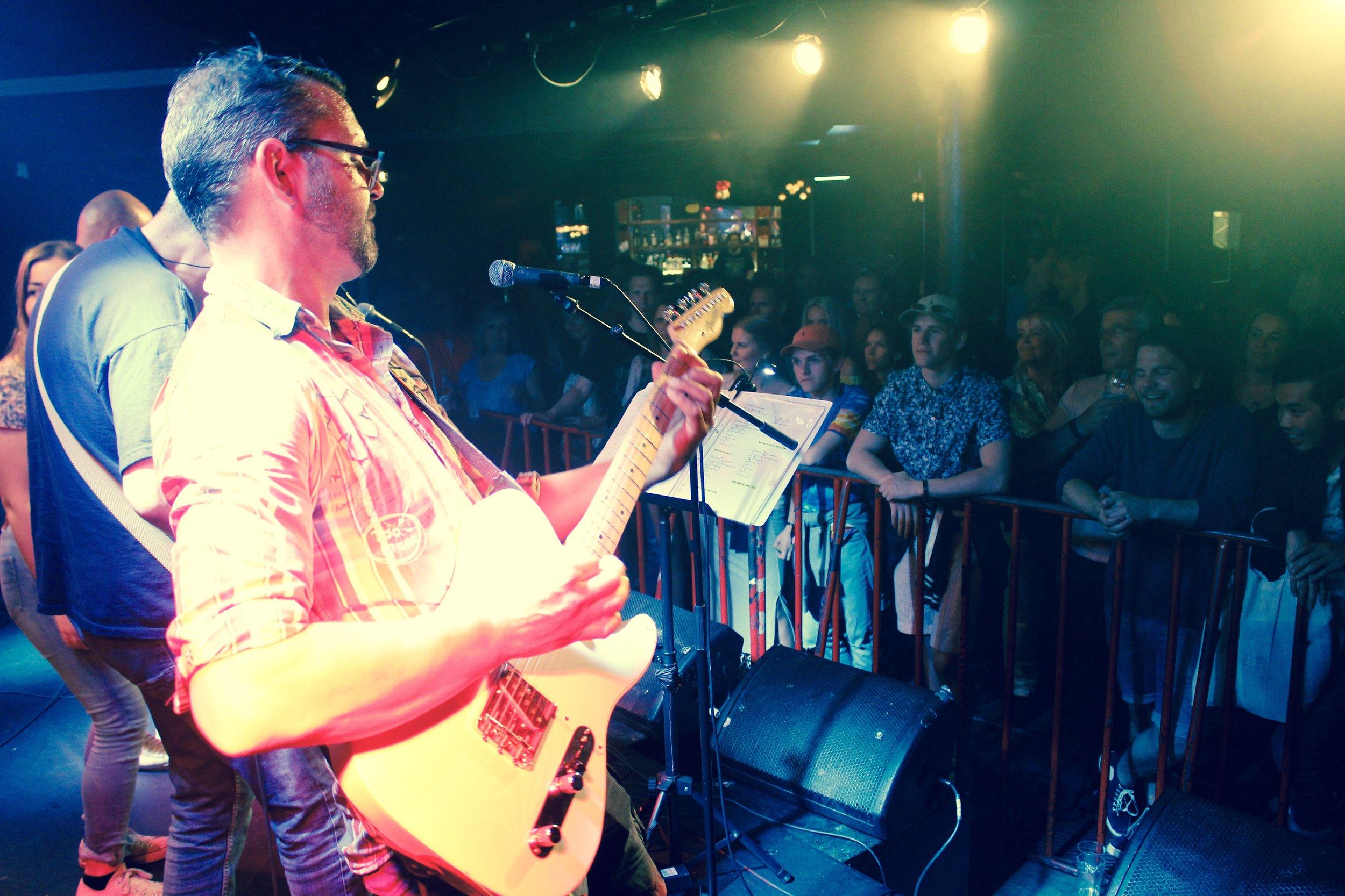 - Konserter for store og små er semesteret sitt store høydepunkt! :)