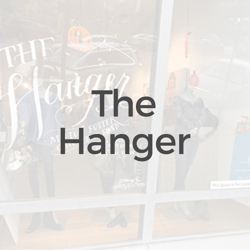 Located in downtown Colorado Springs,  The Hanger  fulfills the need for clothing and personal items for local teens who are victims of abuse, neglect or domestic violence living in the foster care system.
