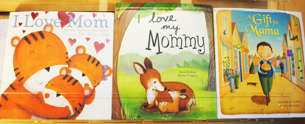 Picture Books for your wee ones to give