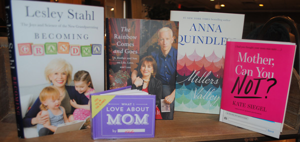 New books written by and about Moms and Grandmoms