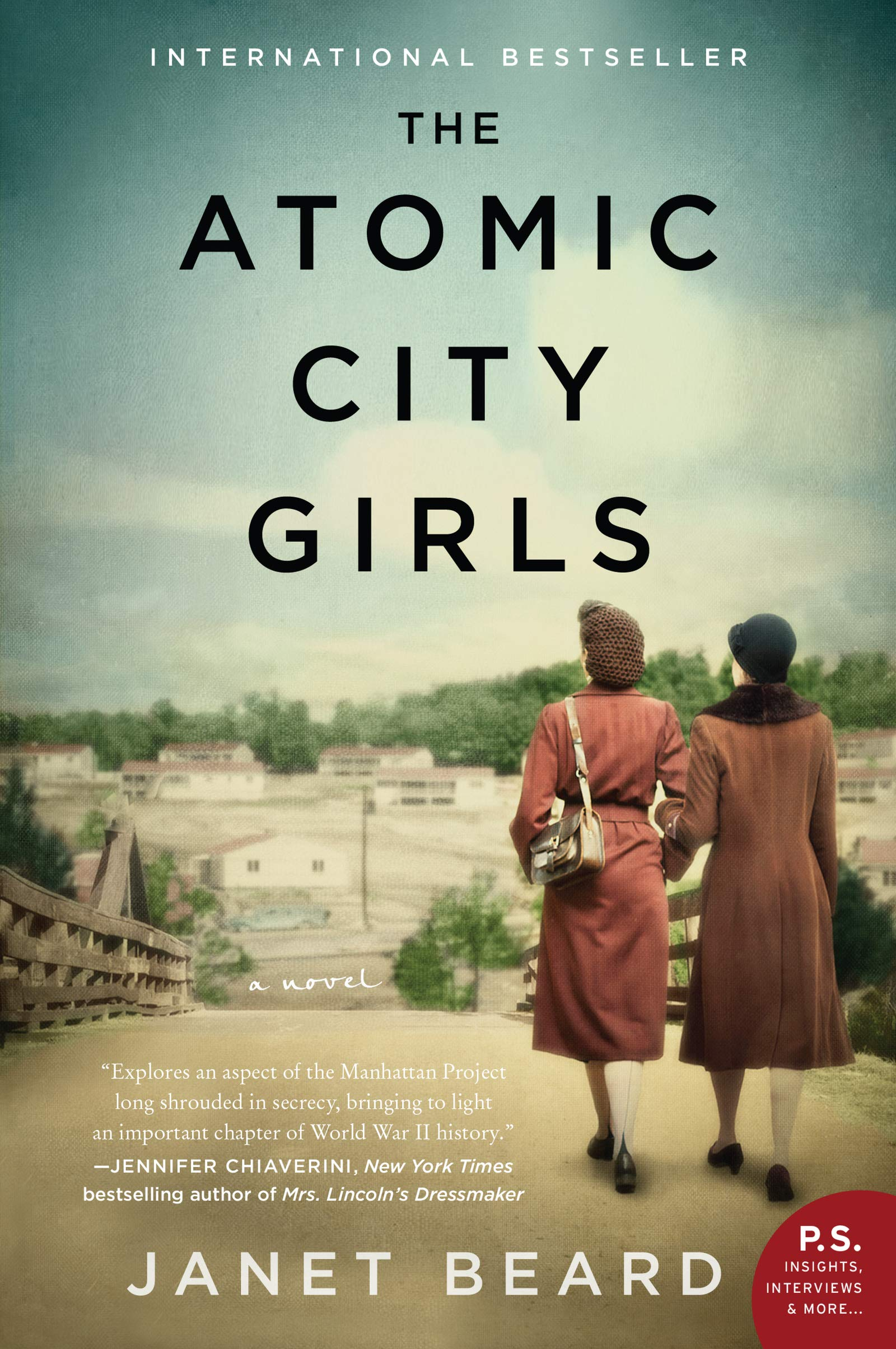 "In the bestselling tradition of  Hidden Figures  and  The Wives of Los Alamos,  comes this riveting novel of the everyday people who worked on the Manhattan Project during World War II.  ""What you see here, what you hear here, what you do here, let it stay here.""  In November 1944, eighteen-year-old June Walker boards an unmarked bus, destined for a city that doesn't officially exist. Oak Ridge, Tennessee has sprung up in a matter of months—a town of trailers and segregated houses, 24-hour cafeterias, and constant security checks. There, June joins hundreds of other young girls operating massive machines whose purpose is never explained. They know they are helping to win the war, but must ask no questions and reveal nothing to outsiders.  When the bombing of Hiroshima brings the truth about Oak Ridge into devastating focus, June must confront her ideals about loyalty, patriotism, and war itself.  "" The Atomic City Girls  is a fascinating and compelling novel about a little-known piece of WWII history.""—Maggie Leffler, international bestselling author  (Globe and Mail) of The Secrets of Flight"