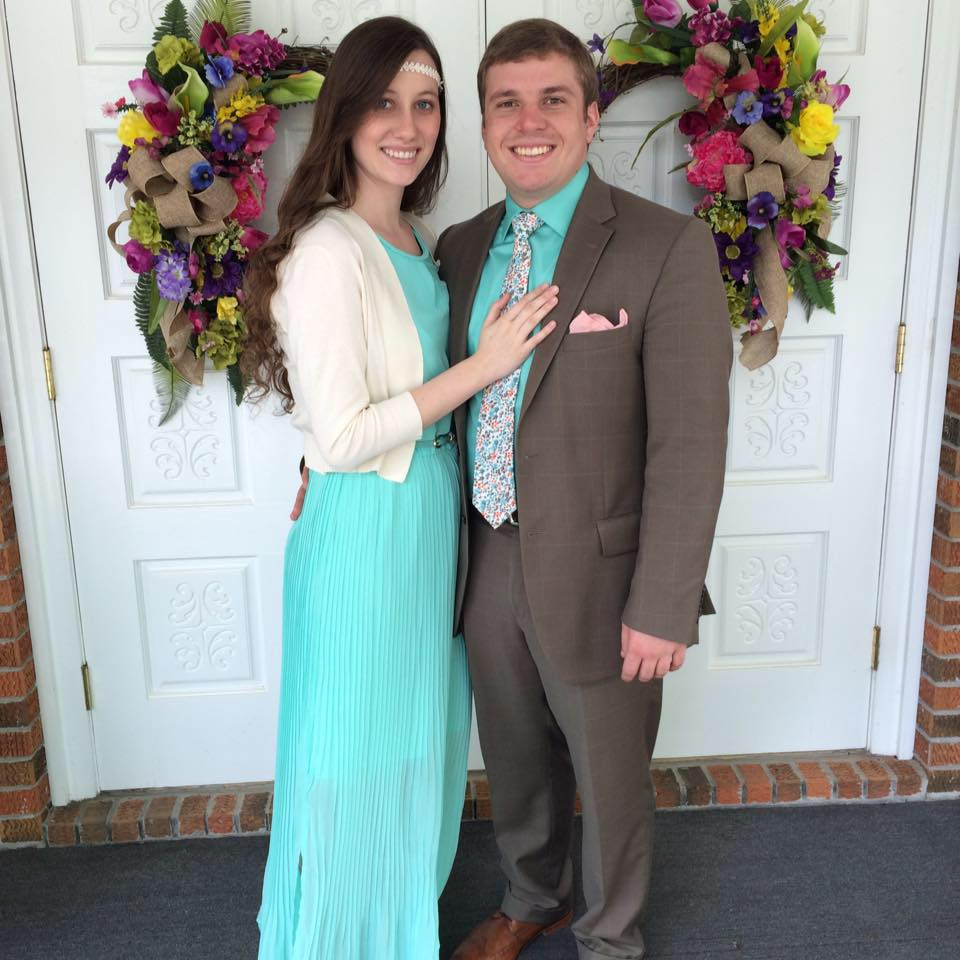 Tyler and Brianna Chastain  Revival Worship Center