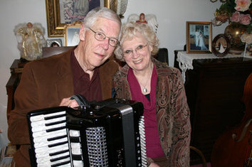 Eddie and Irma Williams  Church Of God