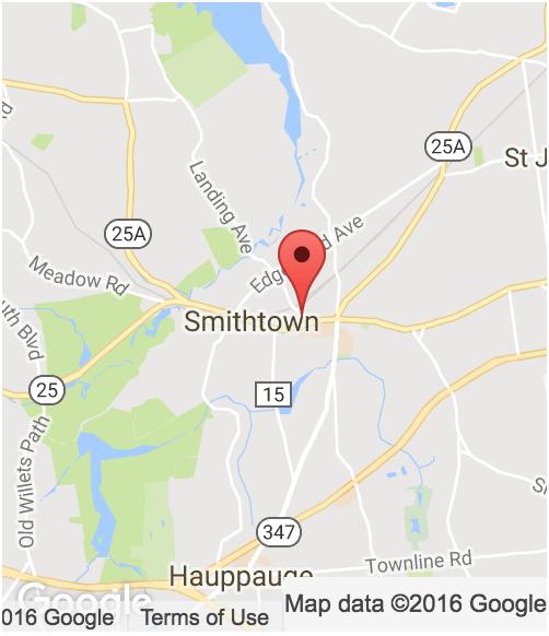 Smithtown map