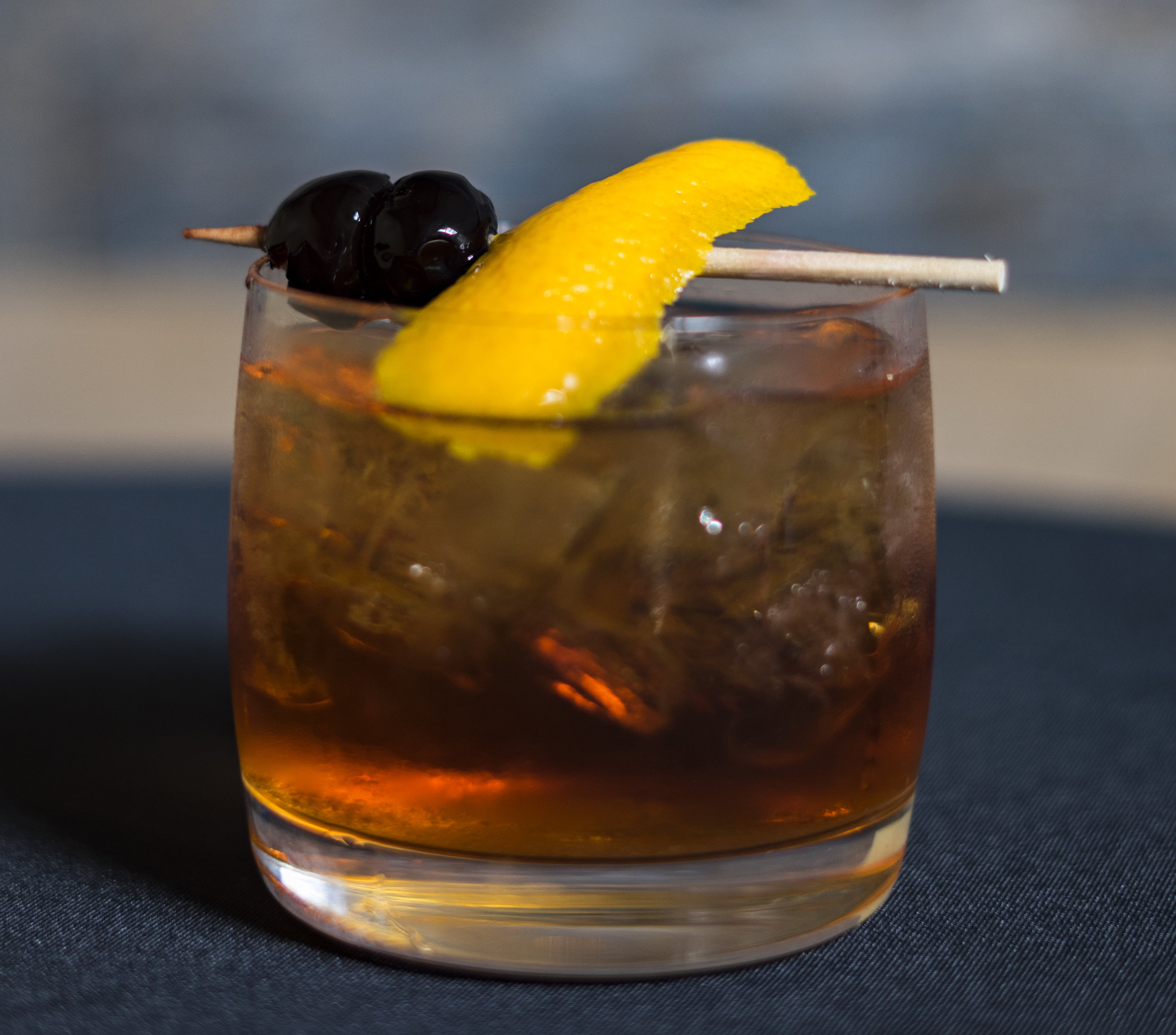 Zak's Old Fashioned