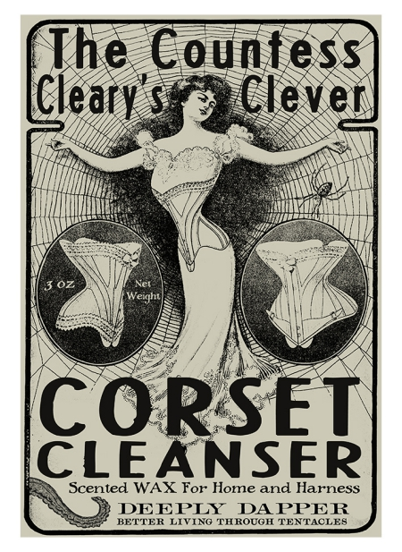 Countess Cleary's Corset Cleanser