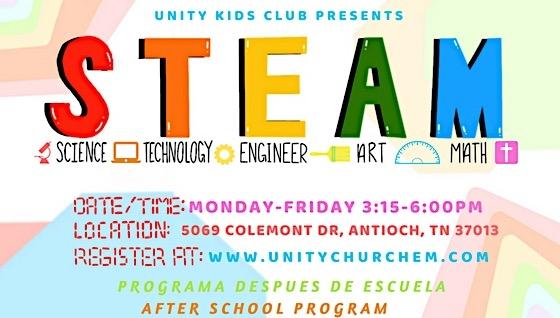 Information/Registration — Unity Church