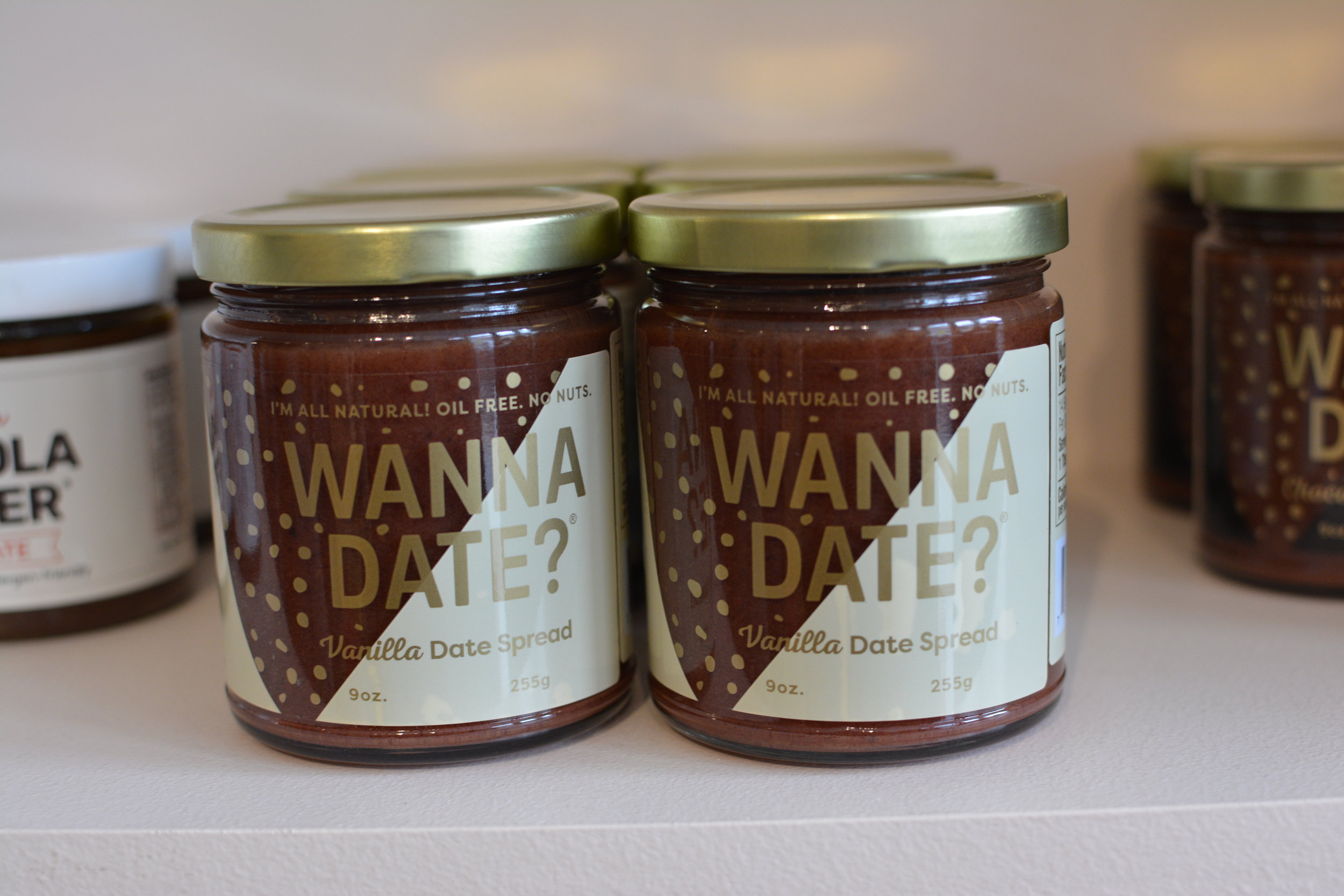 Wanna Date? Date Spread
