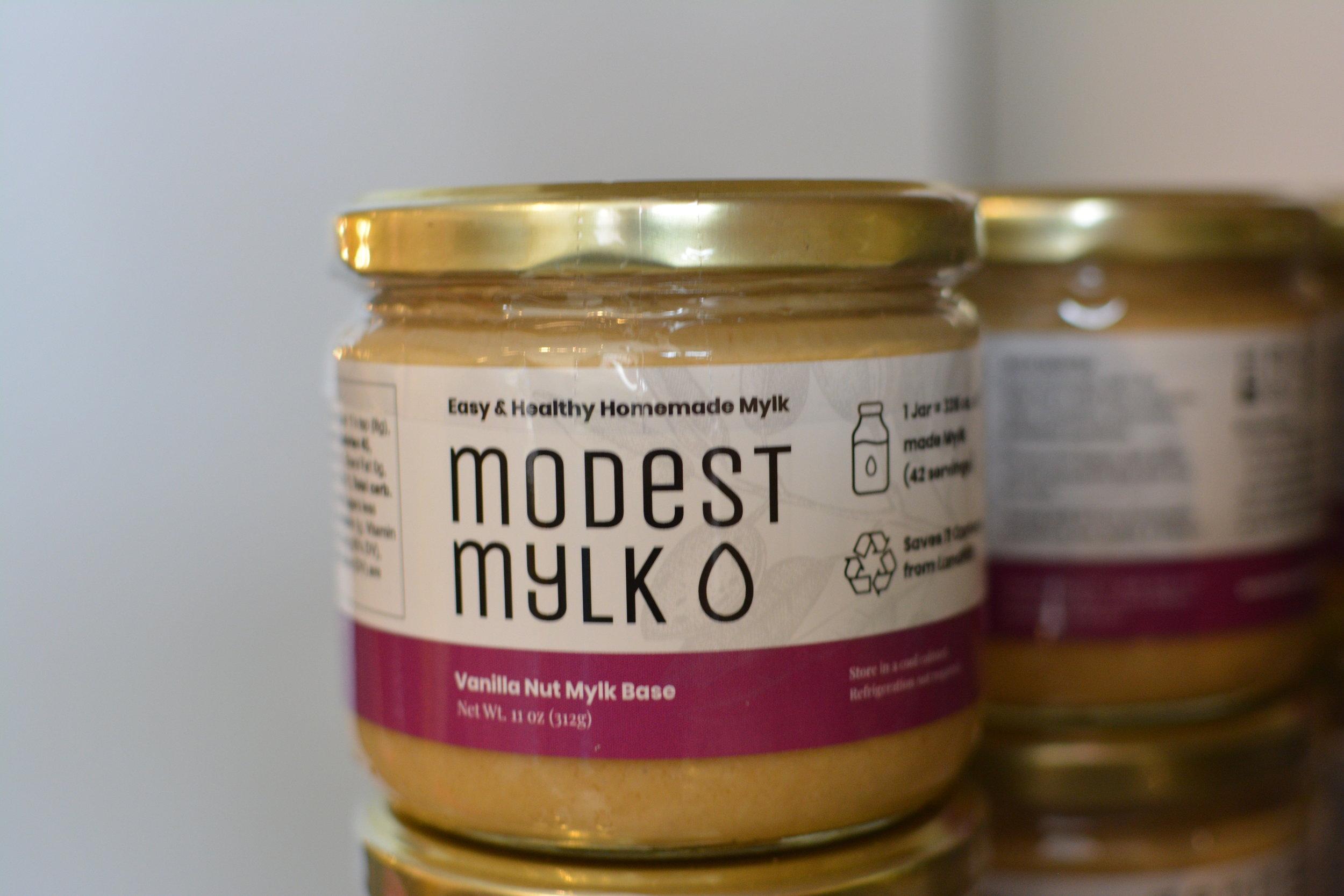 Modest Mylk Nut Milk Bases