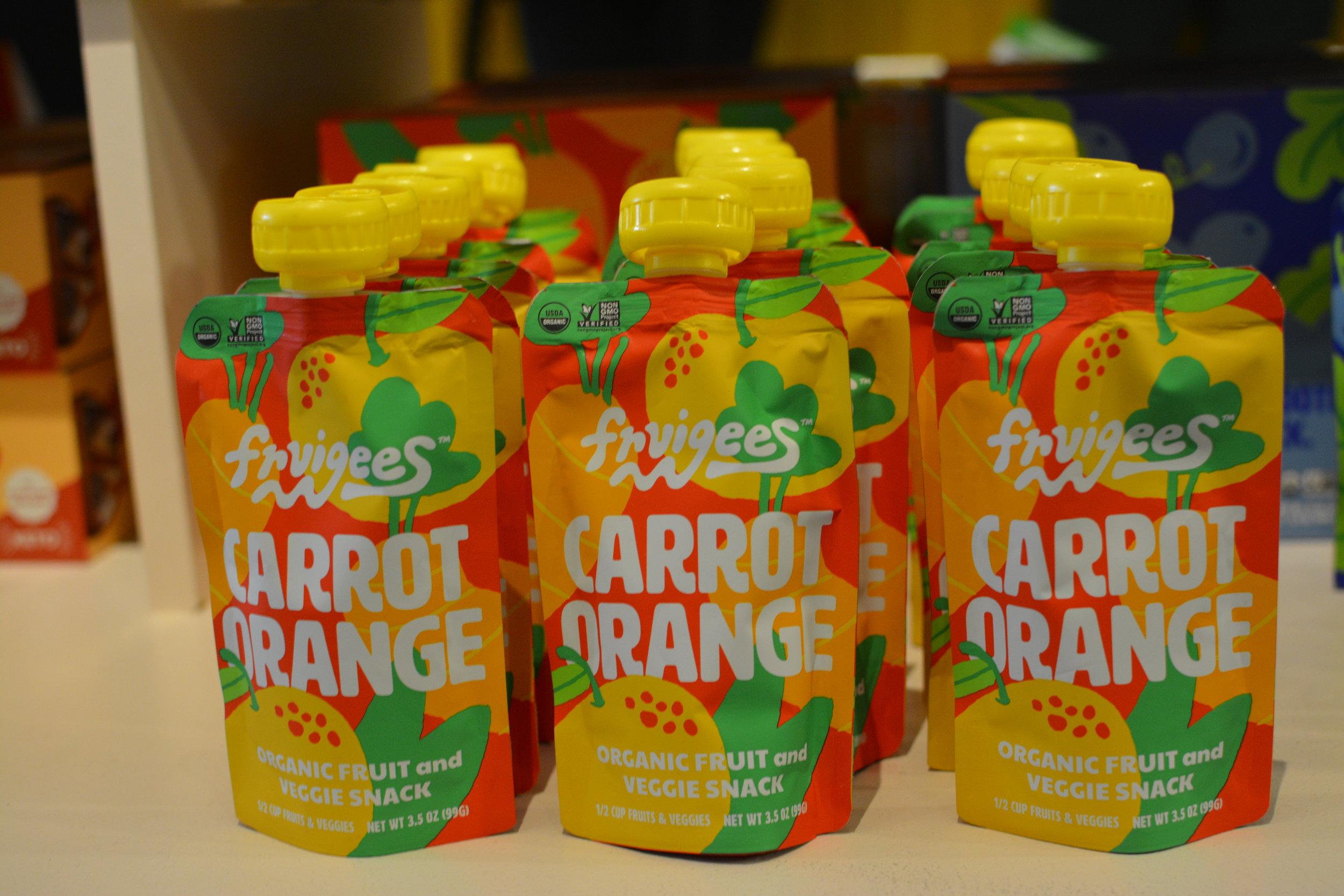 Fruigees Fruit + Veggie Snacks