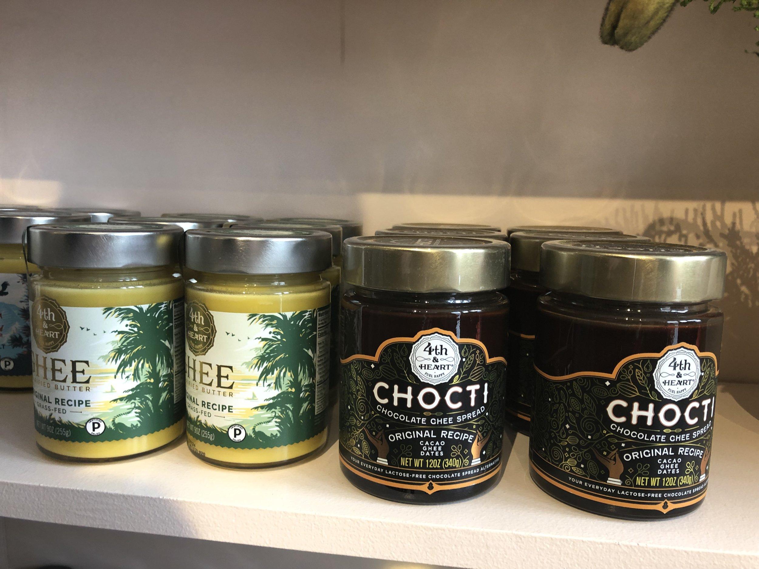Chocti Chocolate Ghee Spread